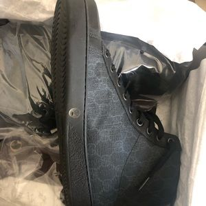 Gucci hight tops sneakers